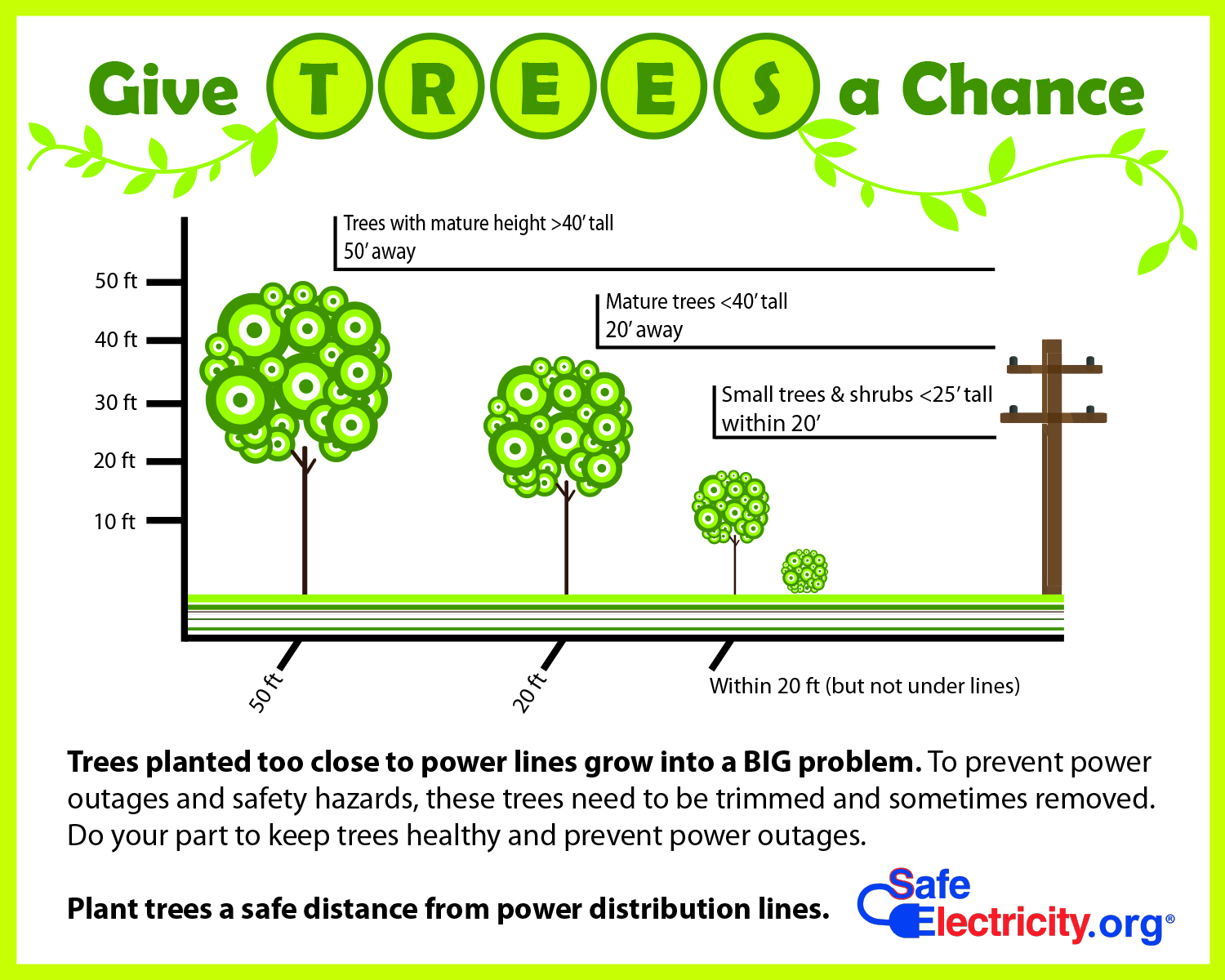 Tree Planting Graphic